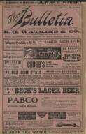 Advertising (9 May 1912)