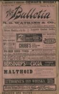 Advertising (16 May 1912)