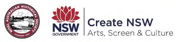 Create NSW Cultural Grants Program administered by the Royal Australian Historical Society on behalf of the NSW Government