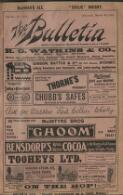 Advertising (30 March 1905)