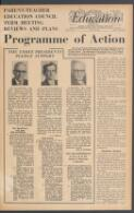 Education JOURNAL OF THE N.S W. TEACHERS' FEDERATION (23 July 1958)