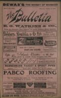 SUNDRY SHOWS. (13 October 1910)
