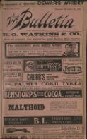 Advertising (26 December 1912)
