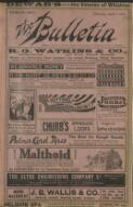 MELBOURNE CHATTER (8 April 1915)