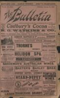Advertising (11 January 1902)