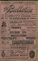 Society LEROY LIQUEUR BRANDY (15 March 1902)