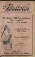 H.M.S. Roebuck. [FOR THE BULLETIN.] (3 February 1921)