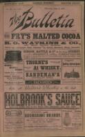 THE RED PAGE. Robert Bridges. (9 June 1900)