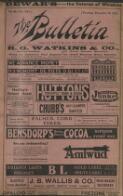 SUNDRY SHOWS. (23 December 1915)