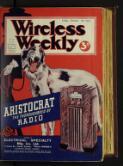 PICK OF THE WEEK'S TALKS (24 April 1936)