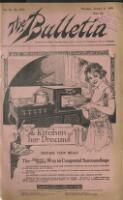 Melbourne Chatter The Occidental Collins St. Melbourne, PROF [?] MISSES MONN[?]DOYLE Phones Cantrel 1532. 1533. (8 January 1925)