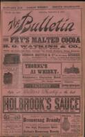 Advertising (2 September 1899)