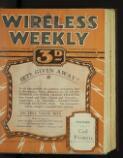 Broadcasting (19 June 1925)