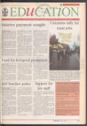 ACTU takes up gay and lesbian issues (31 July 2000)
