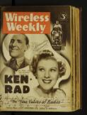 Recorded Music Through National Network (14 October 1938)