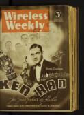 Wireless Weekly (4 November 1938)