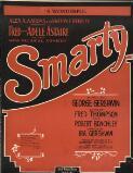 "'S wonderful : ""Smarty"" : duet (Frankie - Peter) / George Gershwin ; words by Ira Gershwin"
