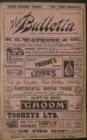 Advertising (13 July 1905)