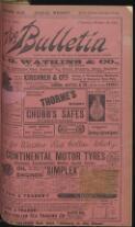 Advertising (20 October 1904)