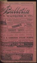Advertising (10 November 1904)
