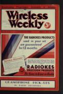 TUESDAY MAY 31 (27 May 1932)