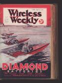 WEDNESDAY April 24 (19 April 1935)