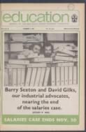 N.S.W. TEACHERS' FEDERATION EXECUTIVE (17 November 1980)