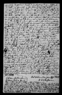 Mrs A.C. Chapman (Dungog) to her nephew John Harrison (London), 1845,  (File),  (from Letters of Captain T.G.S. Ward  / New South Wales  (15) / Private correspondence  (B))