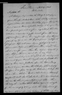 J. Sewell (Swan River) to Rev. A. Wells (London), 27 November 1846,  (File),  (from Letters of Captain T.G.S. Ward  / Western Australia  (22))
