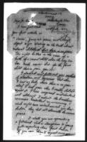 Jean Rosenberg (Sorong, PNG) to D-R that he is spreading a falsehood, 25 July 1957,  (Item),  (from Collections of Contemporary Medical Archives Centre  / Grantley Dick-Read  (PP/GDR) / Natural Childbirth Correspondence  (D) / Mothers - British Commonwealth From 1957: P-R  (D 97))