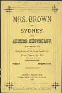 Mrs. Brown in Sydney / by Arthur Sketchley