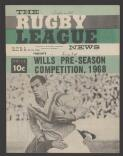 RON COOTE'S TRIES (22 February 1968)