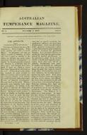 VALUE OF TEMPERANCE. (1 October 1837)