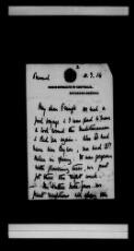 Sir Ronald Munro-Ferguson to Pringle, 10 July 1914,  (File),  (from Records held by the House of Lords Record Office  / Pringle Papers (Hist. Coll. 226) )