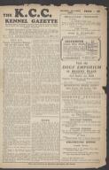 REGISTRATIONS, &c. (1 September 1933)