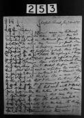 Archbishop Bede Polding to Gauch, 05 June 1849,  (File M204),  (from Records of Downside Abbey  / Correspondence and documents )