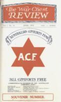 """Australian Comforts' Fund."" TASMANIAN DIVISION. (1 April 1919)"