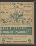 A.N.A. Branch Work (15 July 1905)