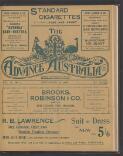 A. N. A. Branch Work (15 September 1906)