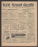 LITTERS NOTIFIED (2 June 1952)