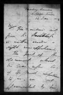 Lyttleton to [unknown], 14 January 1852,  (File [29]),  (from Collections held by the Lambeth Palace Library  / Records of The Vicar General  / Miscellaneous Papers Relating to Colonial Sees  (VZ II/4))
