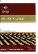 Australian Wine and Brandy Corporation 25th Annual Report